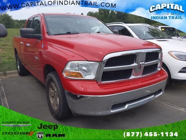 2010 Dodge Ram 1500 SLT Crew Cab Pickup Slide