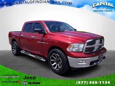 2012 Ram 1500 BIG HORN Crew Cab Pickup Slide