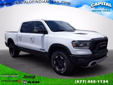 2020 Ram 1500 REBEL Crew Cab Pickup Slide