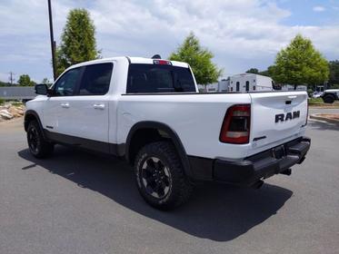 2020 Ram 1500 REBEL Crew Cab Pickup Garner NC
