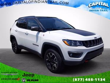 2020 Jeep Compass TRAILHAWK Sport Utility Slide