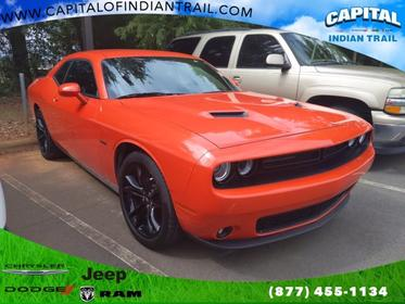 2018 Dodge Challenger R/T 2dr Car Slide