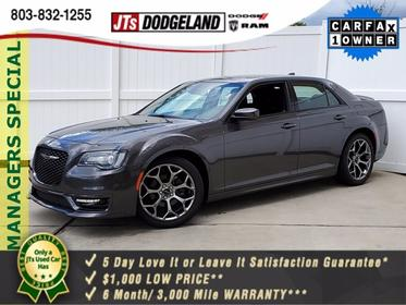 2018 Chrysler 300 300S 4dr Car Slide