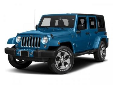 2016 Jeep Wrangler Unlimited SAHARA Convertible Slide