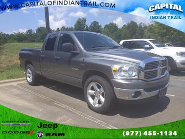 2008 Dodge Ram 1500 SLT Crew Cab Pickup Slide