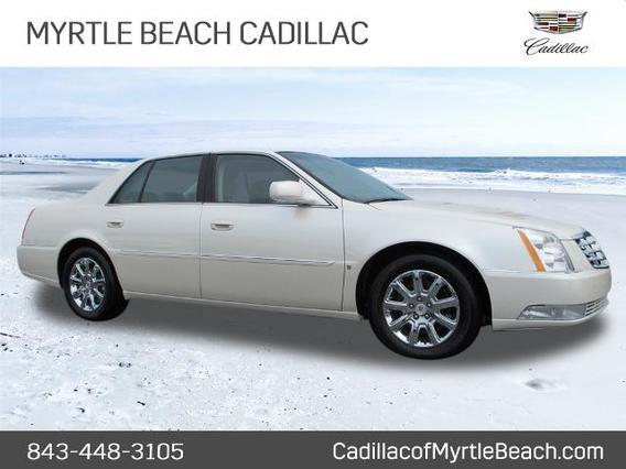 2009 Cadillac DTS LUXURY 5-PASSENGER Luxury 5-Passenger 4dr Sedan Slide 0