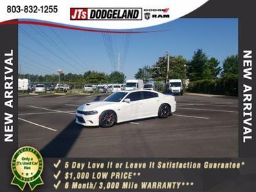 2016 Dodge Charger R/T SCAT PACK 4dr Car Slide