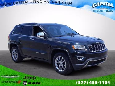 2015 Jeep Grand Cherokee LIMITED Sport Utility Slide