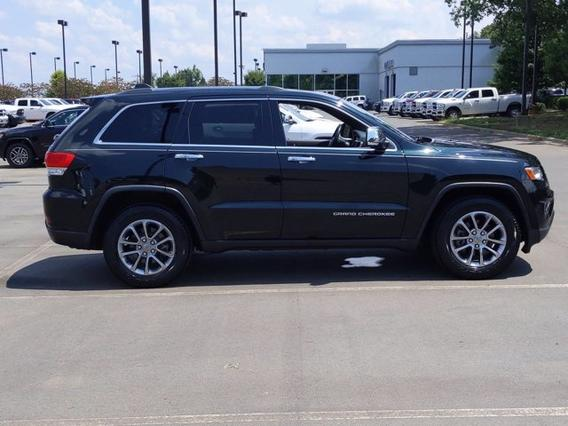 2015 Jeep Grand Cherokee LIMITED Sport Utility Slide 0