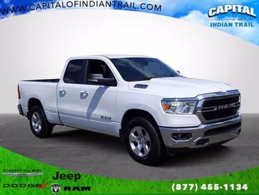 2019 Ram 1500 BIG HORN/LONE STAR Crew Cab Pickup Slide