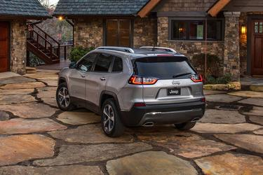 2020 Jeep Cherokee LIMITED Sport Utility Hillsborough NC