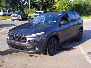 2018 Jeep Cherokee LATITUDE Sport Utility Garner NC