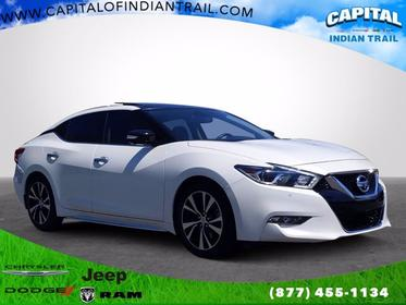 2018 Nissan Maxima PLATINUM 4dr Car Slide