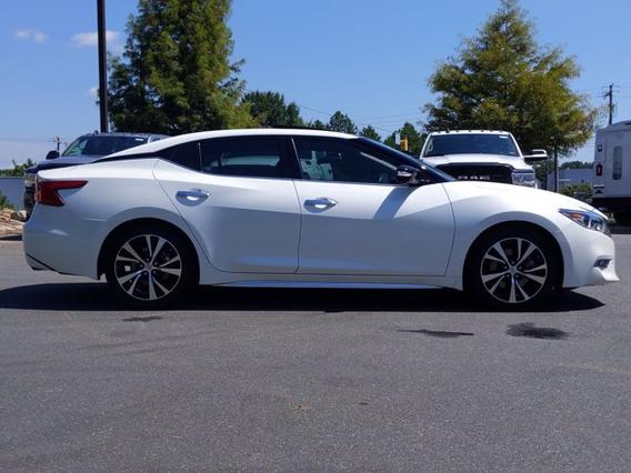 2018 Nissan Maxima PLATINUM 4dr Car Slide 0