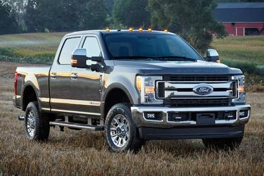 2017 Ford Super Duty F-250 SRW PLATINUM Pickup Slide