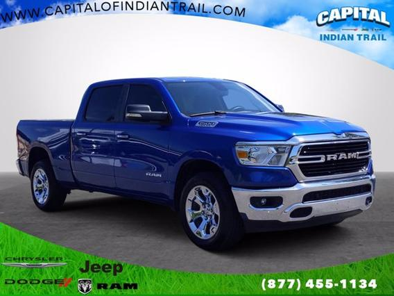 2019 Ram 1500 BIG HORN/LONE STAR Crew Cab Pickup Slide 0