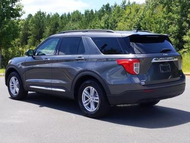 2020 Ford Explorer XLT Sport Utility Garner NC
