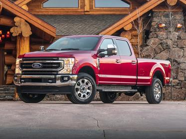 2020 Ford F-350SD LIMITED Crew Cab Pickup Slide
