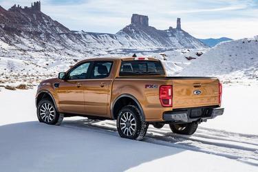 2020 Ford Ranger XLT Extended Cab Pickup Durham NC