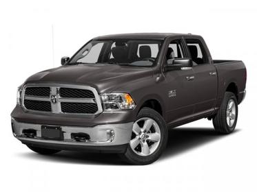 2017 Ram 1500 BIG HORN Crew Cab Pickup Slide