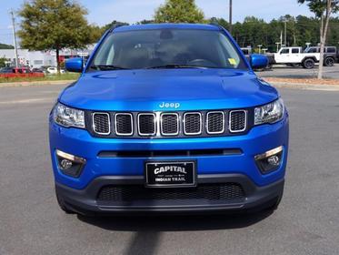 2018 Jeep Compass LATITUDE Sport Utility Garner NC