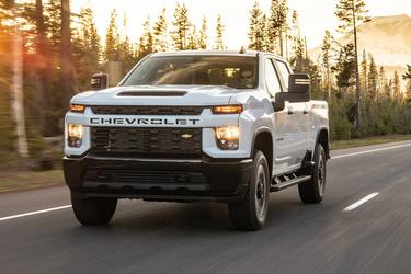 2020 Chevrolet Silverado 2500HD HIGH COUNTRY Pickup Slide