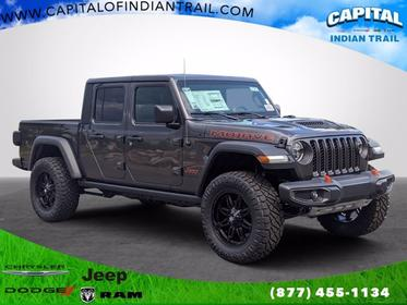 2020 Jeep Gladiator MOJAVE Crew Cab Pickup Slide