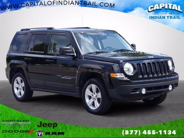 2014 Jeep Patriot LATITUDE Sport Utility Slide