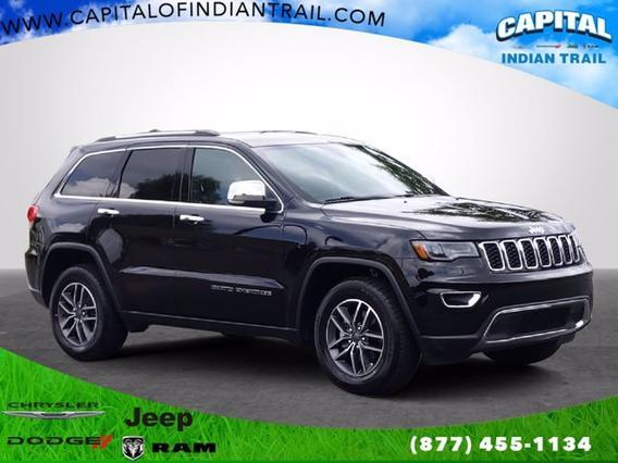 2019 Jeep Grand Cherokee LIMITED Sport Utility Slide 0