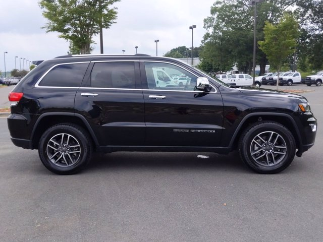 2019 Jeep Grand Cherokee LIMITED Sport Utility Slide