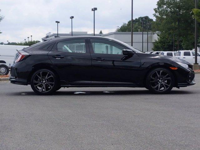 2018 Honda Civic Hatchback SPORT TOURING Hatchback Slide