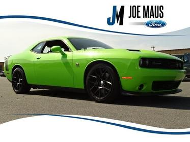 2015 Dodge Challenger R/T SCAT PACK 2dr Car Slide