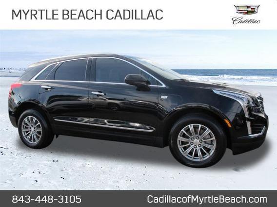 2018 Cadillac XT5 LUXURY Luxury 4dr SUV Slide 0