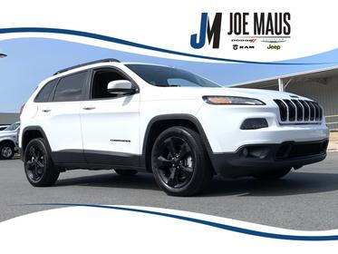 2018 Jeep Cherokee LIMITED SUV Slide