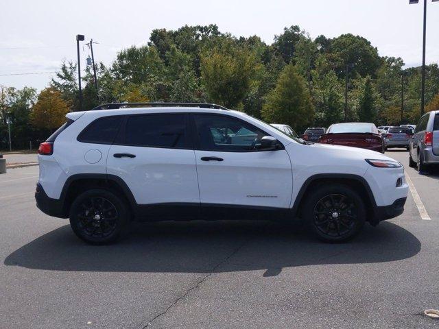 2016 Jeep Cherokee SPORT Sport Utility Slide