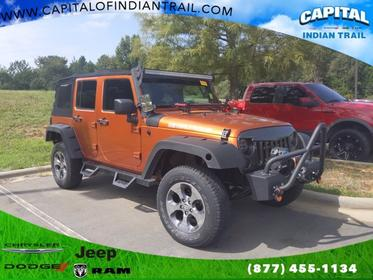 2011 Jeep Wrangler Unlimited SPORT Convertible Slide