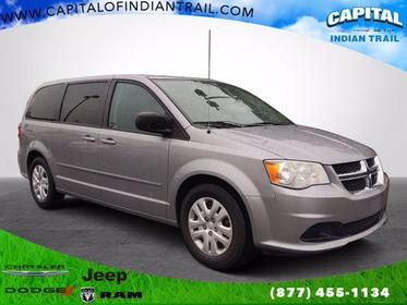 2014 Dodge Grand Caravan SE Mini-van, Passenger Slide