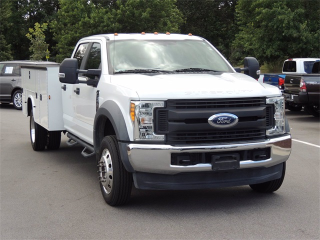 2017 Ford F-450SD XL Truck Slide