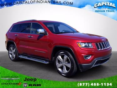 2014 Jeep Grand Cherokee LIMITED Sport Utility Slide
