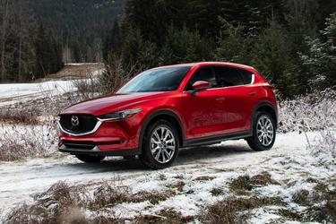 2021 Mazda MAZDA CX-5 GRAND TOURING RESERVE Slide