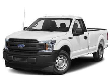 2020 Ford F-150 XL 4x2 XL 2dr Regular Cab 8 ft. LB Slide