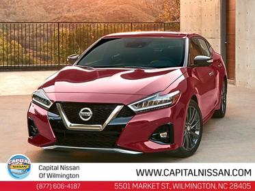 2020 Nissan Maxima PLATINUM 4dr Car Slide 0