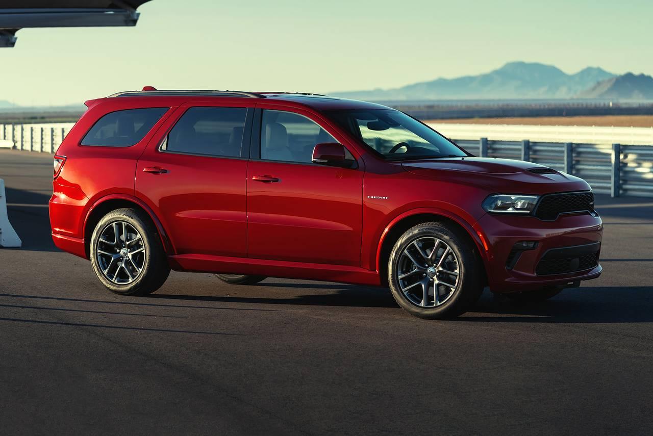 Select New 2021 Dodge Durango Models