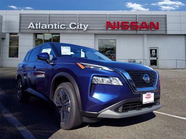 2021 Nissan Rogue SV SUV Slide 0