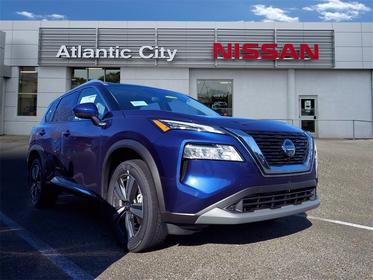 2021 Nissan Rogue SL SUV Slide 0