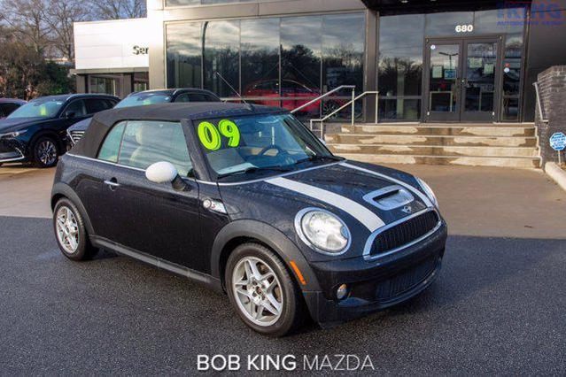 2009 Mini Cooper Convertible S Convertible Slide 0