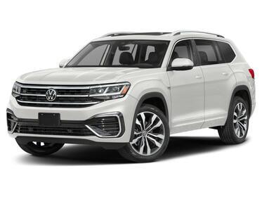 2021 Volkswagen Atlas 3.6L V6 SE W/TECHNOLOGY R-LINE SUV Slide 0