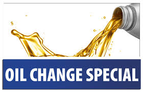 Conventional Oil & Filter Change