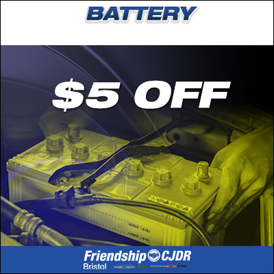 In-Stock Battery Special