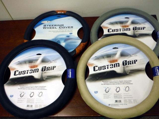 Assorted Steering Wheel Covers